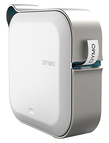 DYMO 10208 Mobile Labeler Bluetooth Imprimante étiquette 24 mm Ruban D1 USB Batterie/Adaptateur Assorties