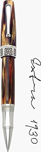 Montegrappa Tintenroller, braun–Tartaruga
