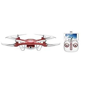 Syma 28285x5uw Drone con cámara