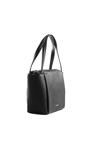 Calvin Klein Misha Schultertasche 26 cm Black