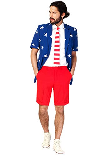 Stars And Stripes Anzug - Opposuits Stars and Stripes Anzug Summer