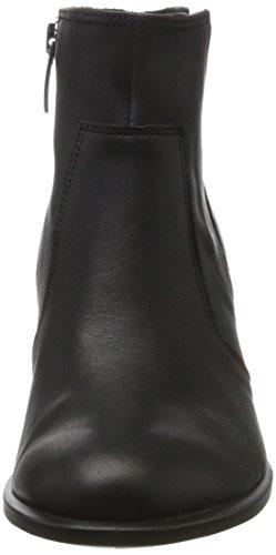 Ecco Shape 55, Stivali Chelsea Donna Nero (Black)