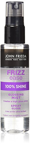 John Frieda Frizz Ease 100% Shine Glossing Mist Spray 75ml - Glistening Mist