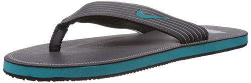 94857e4e2add Nike 315313-061 Men Straprunner Grey Sandals - Best Price in India ...