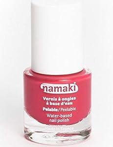 namaki VC4 - Esmalte pelable para niños, unisex, color coral
