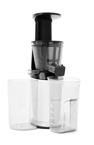 Sharp SA-FJ3001W sa-fj3001 W Extractor Lento, 150 W, 0.8 litros, Blanco