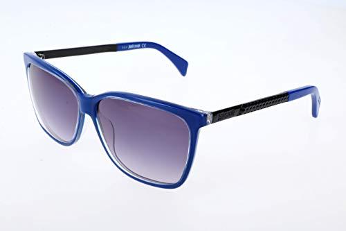 Just Cavalli Unisex-Erwachsene Sonnenbrille, Blue, 58