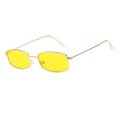Lazzboy Damenmode Jelly Sonnenschutz Sonnenbrille Integrierte Candy Color Brille Erwachsene Sport Linsen Polarisiert Und Antireflexion Sorgen(E)