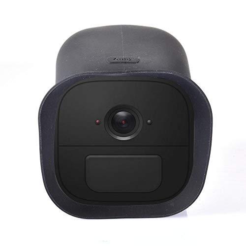Class-Z Silikonhüllen für Arlo Go,Schützende Skins für Arlo Go Mobile HD Kabellose kostenlose Kamera Arlo Go Smart Security,Silikon Security Camera Cover Schutzhülle Schwarz-mobile-skin