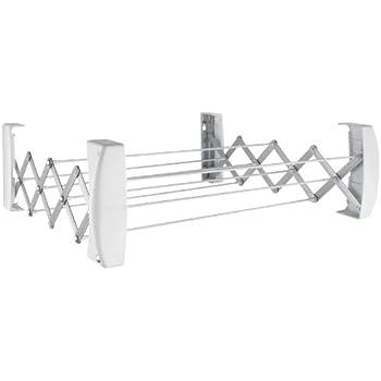 Leifheit Teleclip Wall Dryer, 42 Extendable, 60 cm