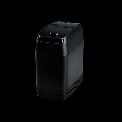 Preisvergleich Produktbild Innenraum des kreativen Auto mit der Flagge Mehrzweck-Abfallsammler des Auto groß 20,5* 11,8* 23cm, Fashion Bright Black