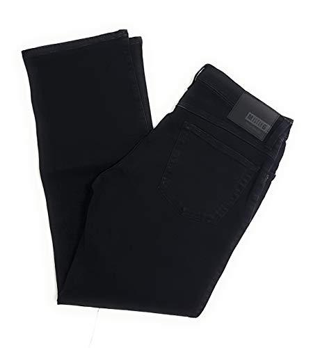 Preisvergleich Produktbild Mustang Oklahoma Jeans Hose Herren Schwarz 9111 5340 480 1003929 4000-880 W38 / L30