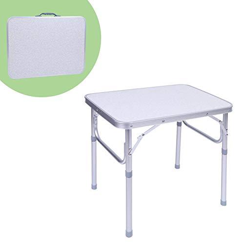 Mesa de Picnic Plegable Ajustable para Cámping Acampar al Aire Libre Marco de...
