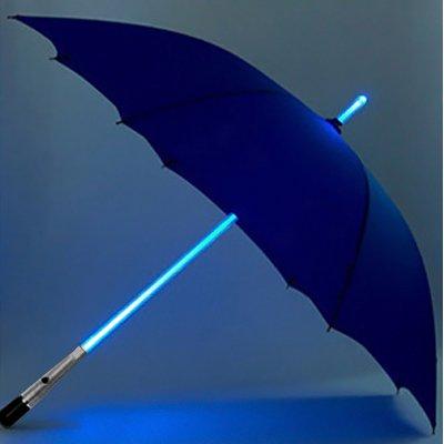 LOCOMO Umbrellas - Manteau imperméable - Femme Bleu