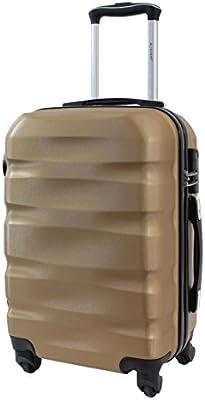 Maleta cabina 55cm - Trole ALISTAIR FLY - ABS extremista Ligero - 4 ruedas