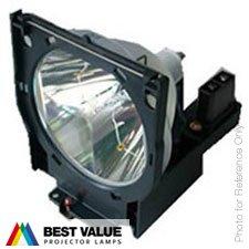 Alda PQ-Premium, Beamerlampe / Ersatzlampe kompatibel mit LCA3109, LCA3109/00, SP.81218.001 für PHILIPS HOPPER 20, IMPACT, HOPPER XG20, IMPACT, HOPPER SV20 Projektoren, Lampe mit Gehäuse