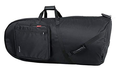 Premium Gig Bag/Tasche 30mm B-Tuba schwarz