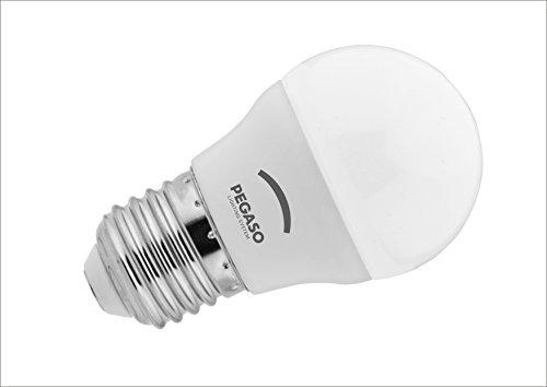 Set di lampadine led sfera p pegaso w lumen attacco