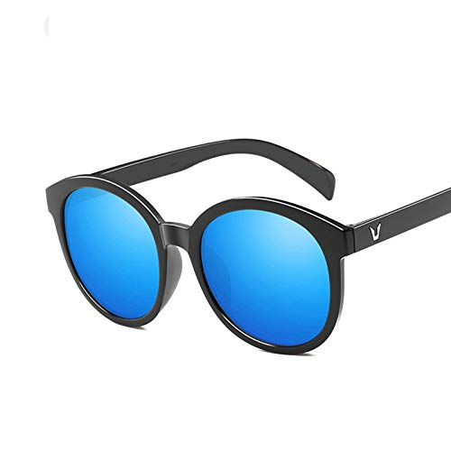Aeici Sonnenbrillen Frauen Vogue PC Runde Sonnenbrille Stil 3 Sonnenbrillen