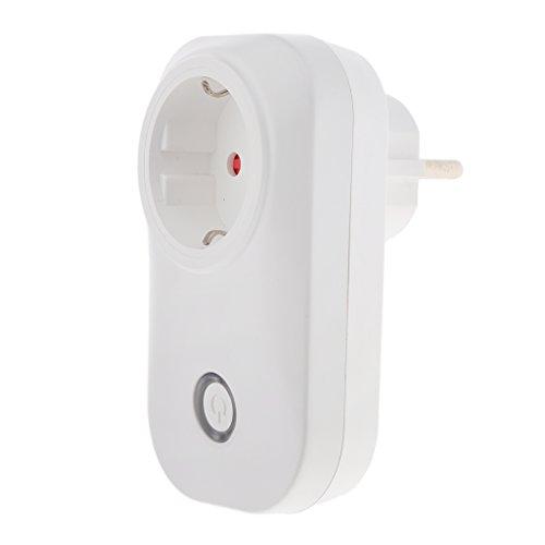MagiDeal 3G / 4G / Wifi Handy Intelligente Stecker mit App-Steuerung IOS und Android Handy