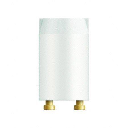Osram Starter 111 Longlife, Für Einzelschaltung von Leuchtstoffröhren, 2er-Pack