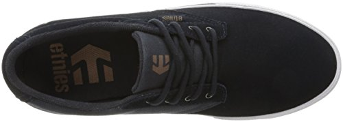 Etnies Jameson Vulc - Chaussures de Skateboard homme NAVY/WHITE/GUM
