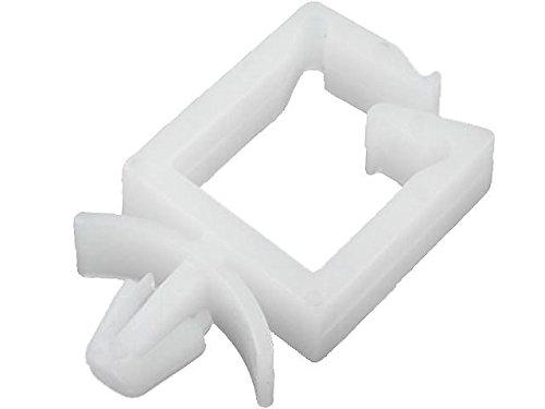 Preisvergleich Produktbild 20x RI-LWS-A-2-19 Self-fixing cradle polyamide natural LWS-A-2-19 RICHCO PLASTIC