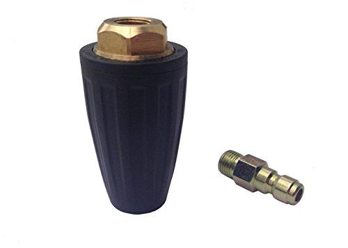 Turbo-düse (Turbo-Düse/Dreckfräse für Hochdruckreiniger max. 220 bar Größe: 030er)