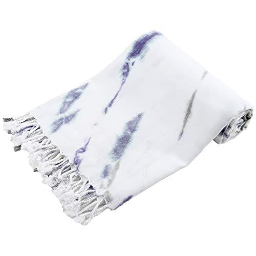 Fringe Towels Mystic Tie Dye Türkisches Handtuch-Pestemal Handtuch 99,1x 180,3cm-Türkisch Strandtuch-Tie Dye Strand Handtuch-100% Baumwolle Premium Qualität 39