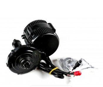 BBS02 48V 750W Bafang Mittelmotor Kit -