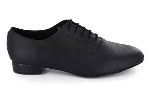 Minitoo ,  Herren Tanzschuhe , Schwarz – schwarz – Größe: 42.5 - 2