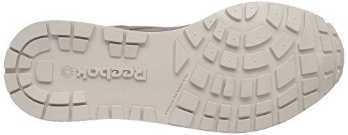 Reebok GL 6000 Transform, Baskets Basses Femme Marrón / Blanco (Sandy Taupe/White)