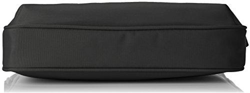 Bogner Damen Tahiti 2 Umhängetasche, 6x20x25 cm Schwarz (Black/Black)