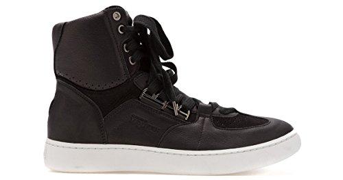 Puma Alexander McQueen AMQ Joust Mid IV schwarz Männer Sneaker Schuhe Leder NEU & OVP Gr. 41