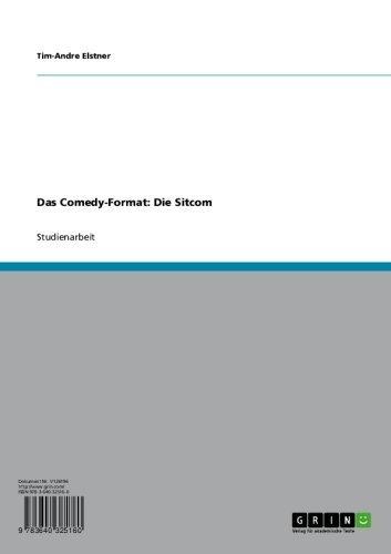 Das Comedy-Format: Die Sitcom