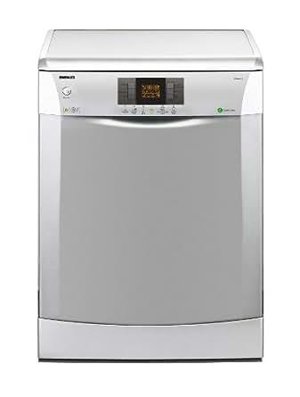 beko dfn videx lave vaisselle encastrable a 0 94 lignac kwh 13 10 litres argent water stop. Black Bedroom Furniture Sets. Home Design Ideas