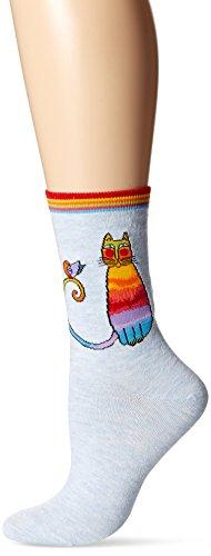K-Bell Damen Socken Chambray Kit Kat