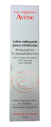 Avene Lotion (Avene lotion nettoyante peaux intolerantes Reinigungslotion 200ml)