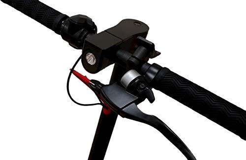 Oviboard Scooter Eléctrico M365 - Patinete Eléctrico Plegable, 25km/h, 25 Km Alcance (Negro)