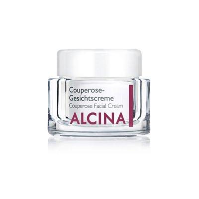 Alcina Couperose Gesichtscreme - gegen Rötungen Alcina Couperose Gesichtscreme - gegen Rötungen - 50 ml (Visage Gesichtscreme)