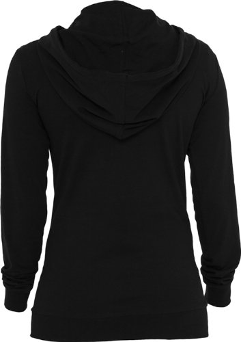 Urban Classics Hoodie Jersey dames TB387 Black