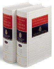 (2 tomos) Diccionario R.A.E. 2001 Lengua Española (kartone): Vol 2 (Diccionario Espasa)