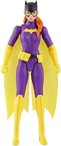 Mattel FVM72 DC Batman Batgirl 30 cm Basis Figur, Spielzeug Actionfiguren ab 4 Jahren