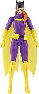 DC BATMAN MISSIONSTM Figura de acción básica 30cm, Batgirl (Mattel FVM72)