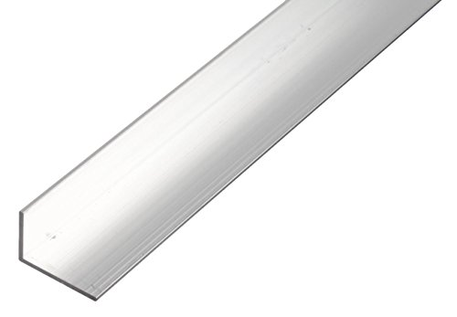 Alfer - Profilo angolare in alluminio, 492182