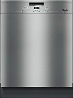Miele G 4943 SCU lavavajilla Bajo encimera 14 cubiertos A+++ - Lavavajillas (Bajo encimera, Plata, Tamaño completo (60 cm), Plata, Botones, 1,7 m)
