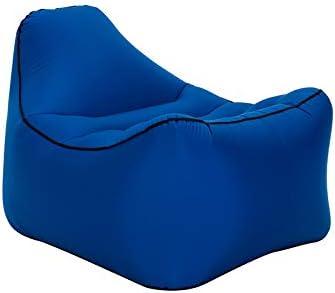 HEKQ Materassi ad Aria Aria Aria Gonfiabile Air Chair Sofa Lounge Chair di Alta qualità Moderna Funky Design Portatile Pieghevole Outdoor Indoor 10 Coloreei 128  80  75cm (Coloreee   G.) B07MRHB7JJ Parent | I Clienti Prima  | Moderno Ed Elegante A Moda  |  bb1b0c