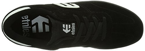 Etnies - Scarpe da skateboard LO-CUT, Uomo Nero (Schwarz (544 / BLACK/BLACK/GUM))