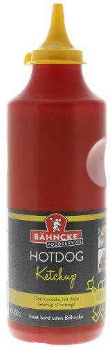 Bähncke - Hot Dog Ketchup - 950g