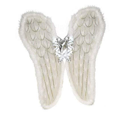 Lote/Conjunto de 6 Piezas - Alas de ángel Blanco con 80cm...